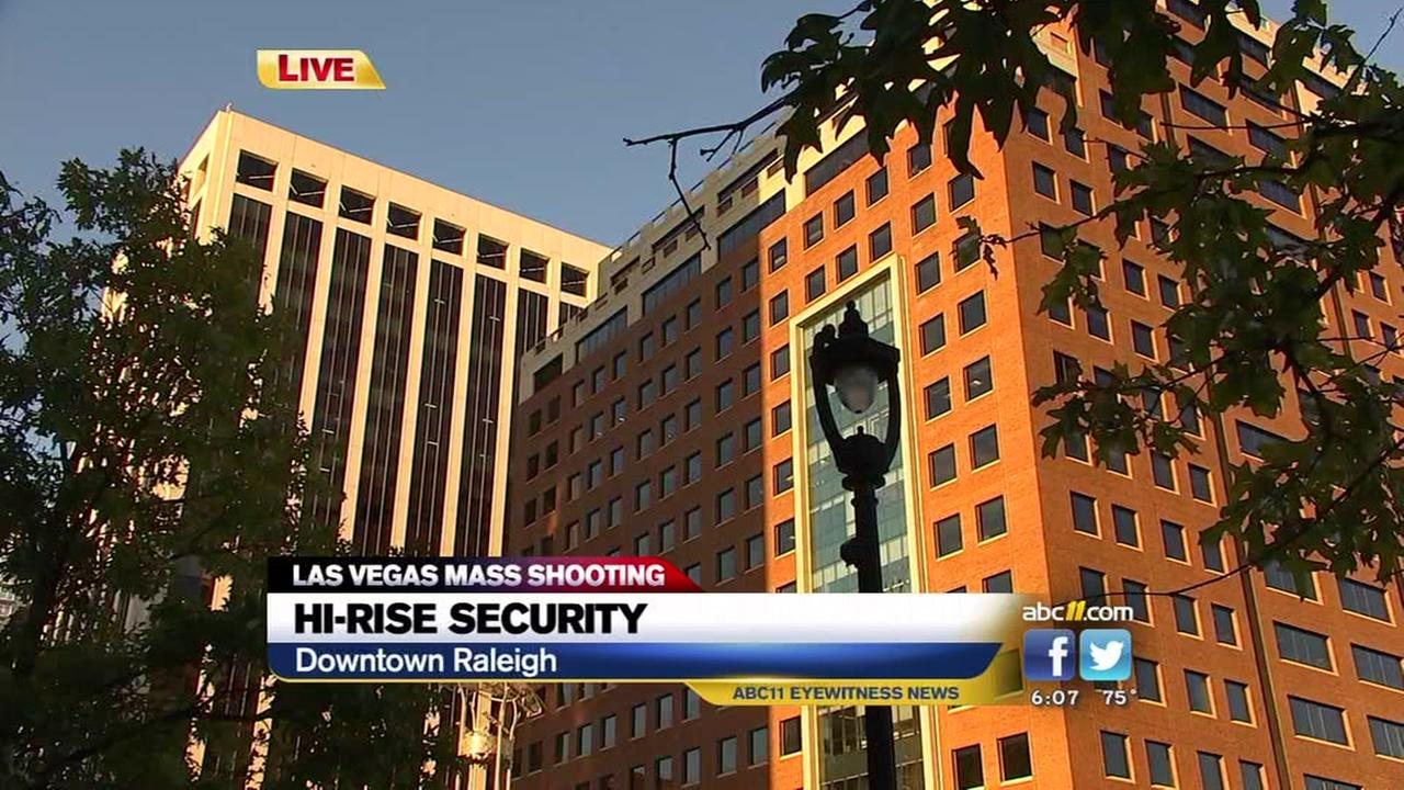High-rise security on the minds of many