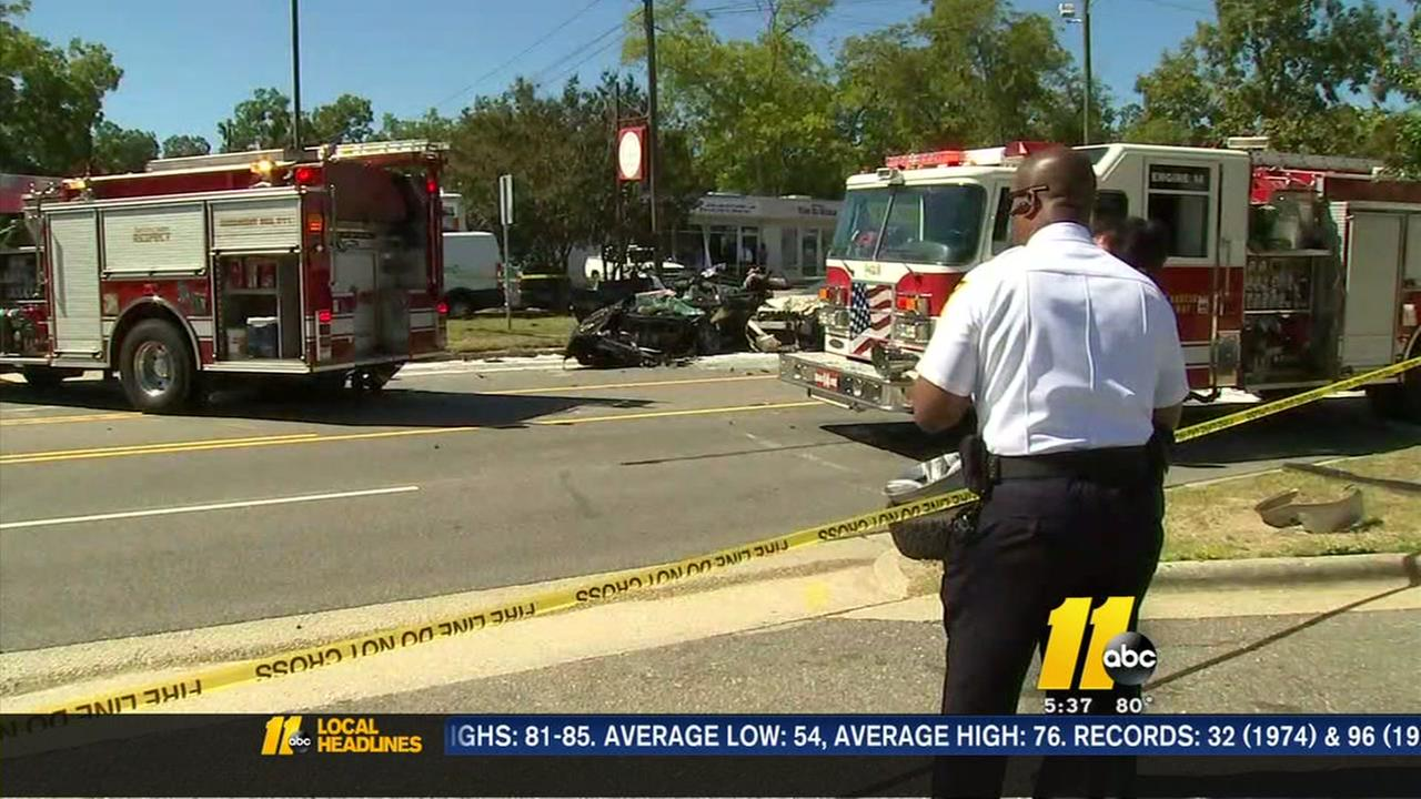 Crash kills well known Fayetteville barber