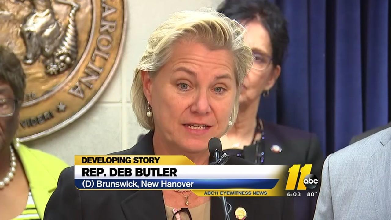 Legislature overrides Cooper veto