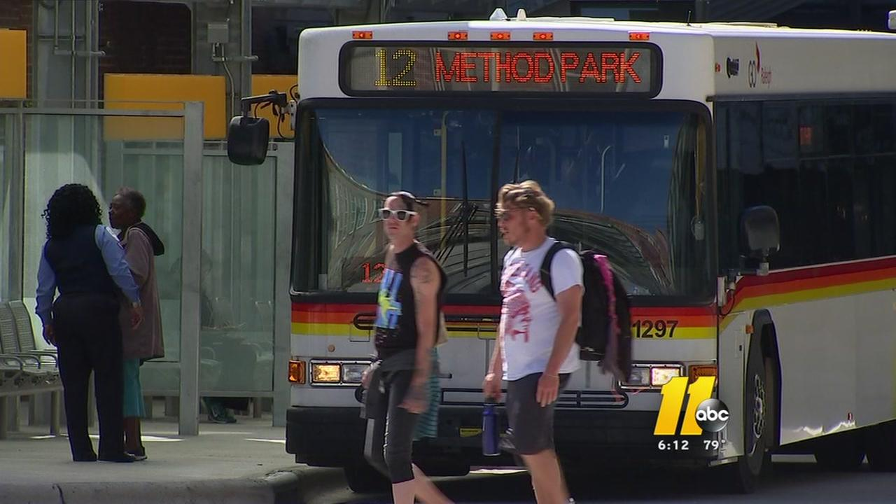 Plan puts students on city buses