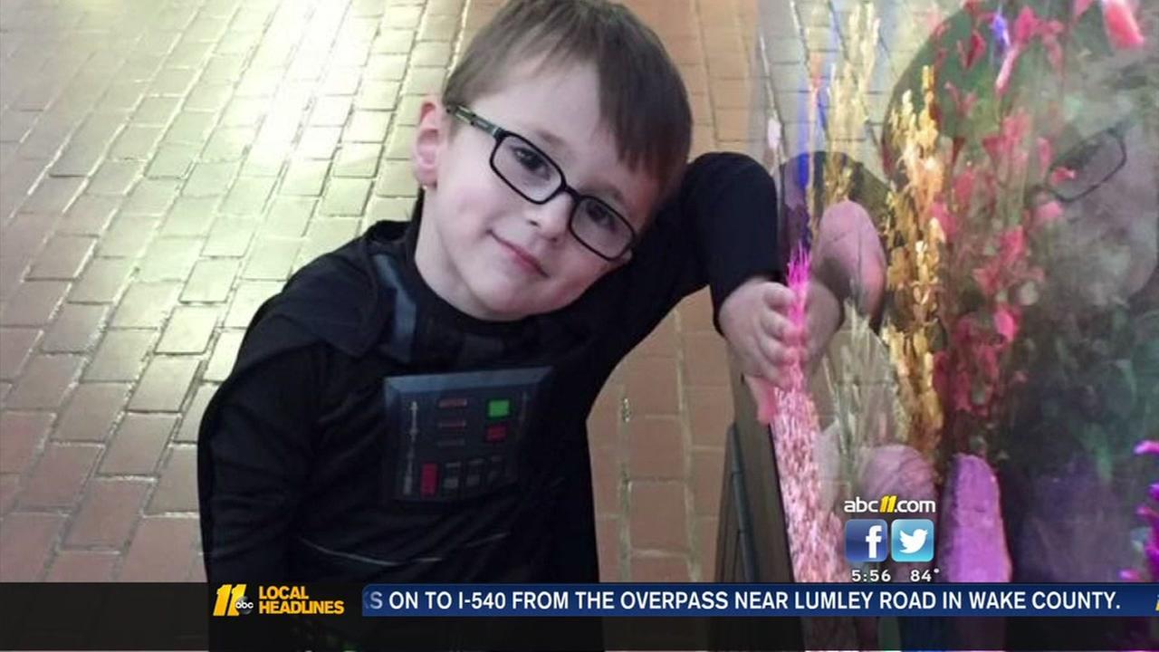 Terminally ill Hope Mills preschoolers wish comes true