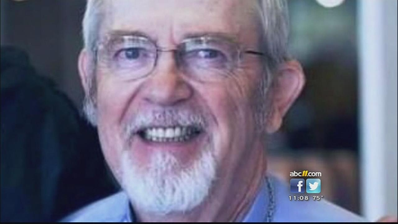 Prayer vigil held for missing priest