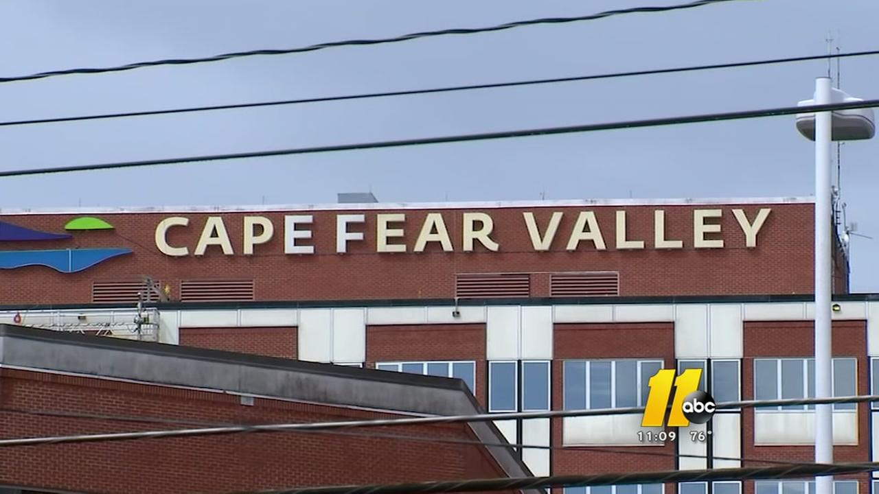 Fayetteville police investigate a string of car break-ins at Cape Fear Valley Medical Center