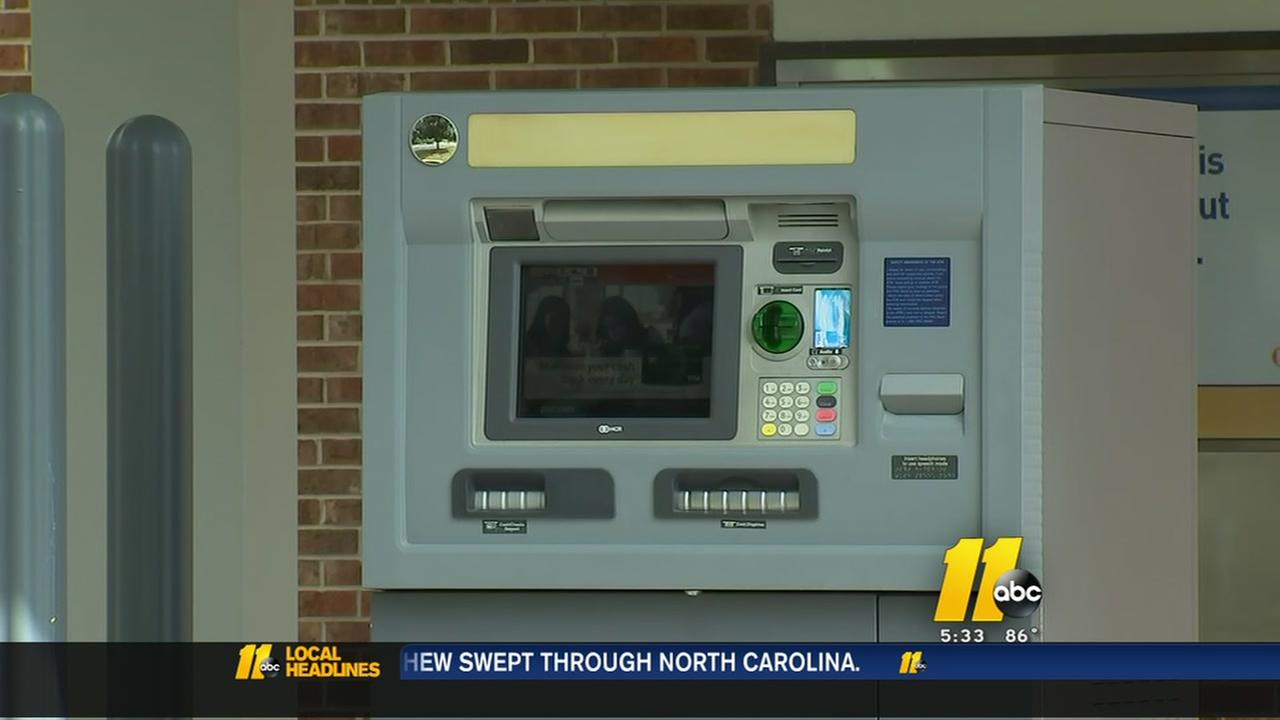 People forced to withdraw money at gunpoint in Durham