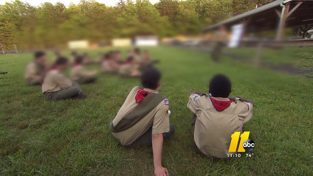 Boy Scouts announce girls can join the club