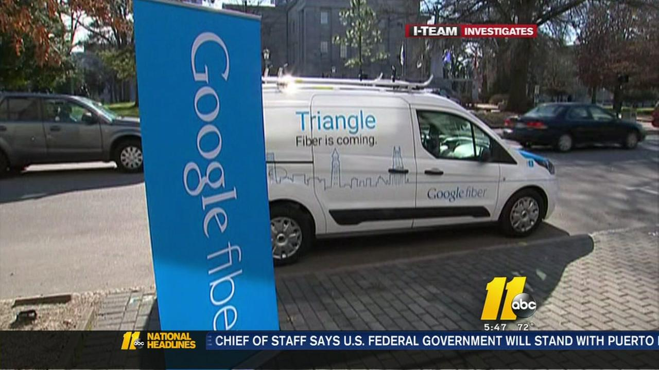 Google Fiber has lots of promise, not so much progress