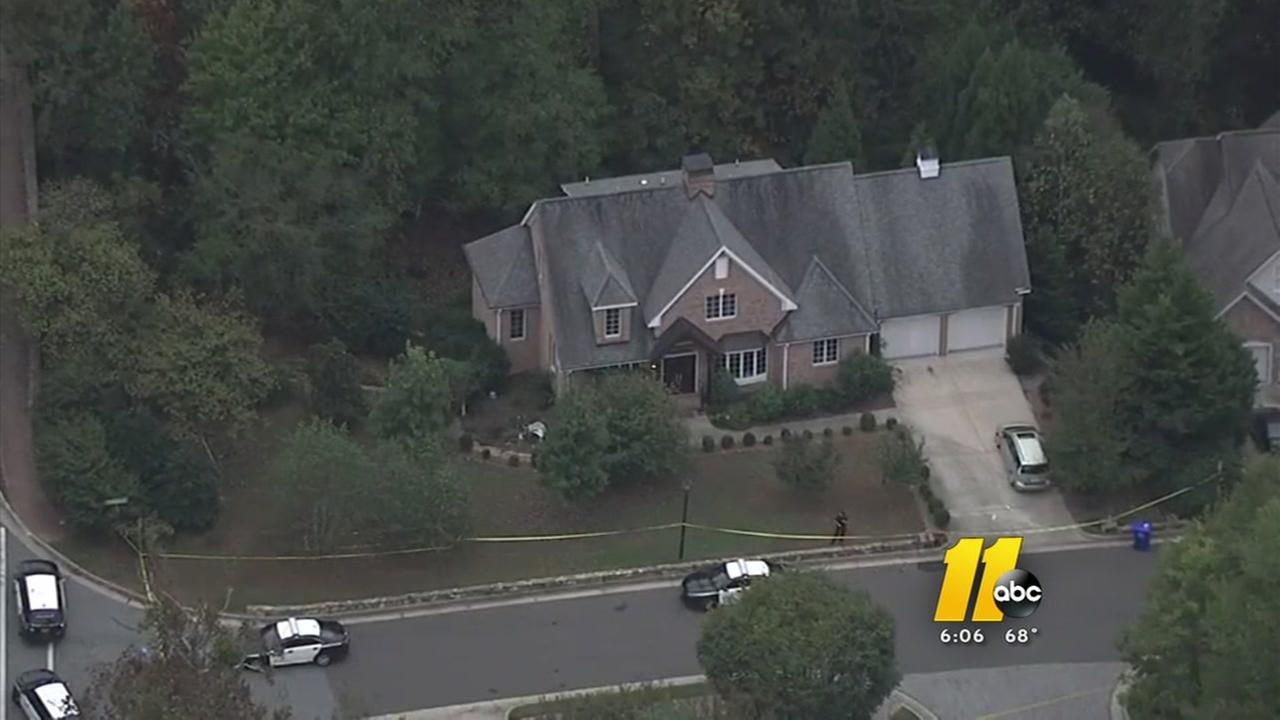 Search for answers after two found dead in Chapel Hill home