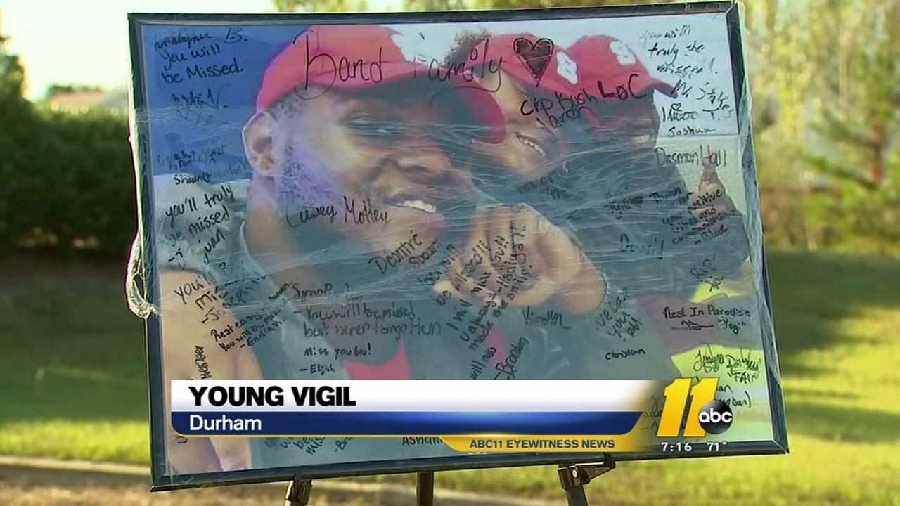 Young Vigil