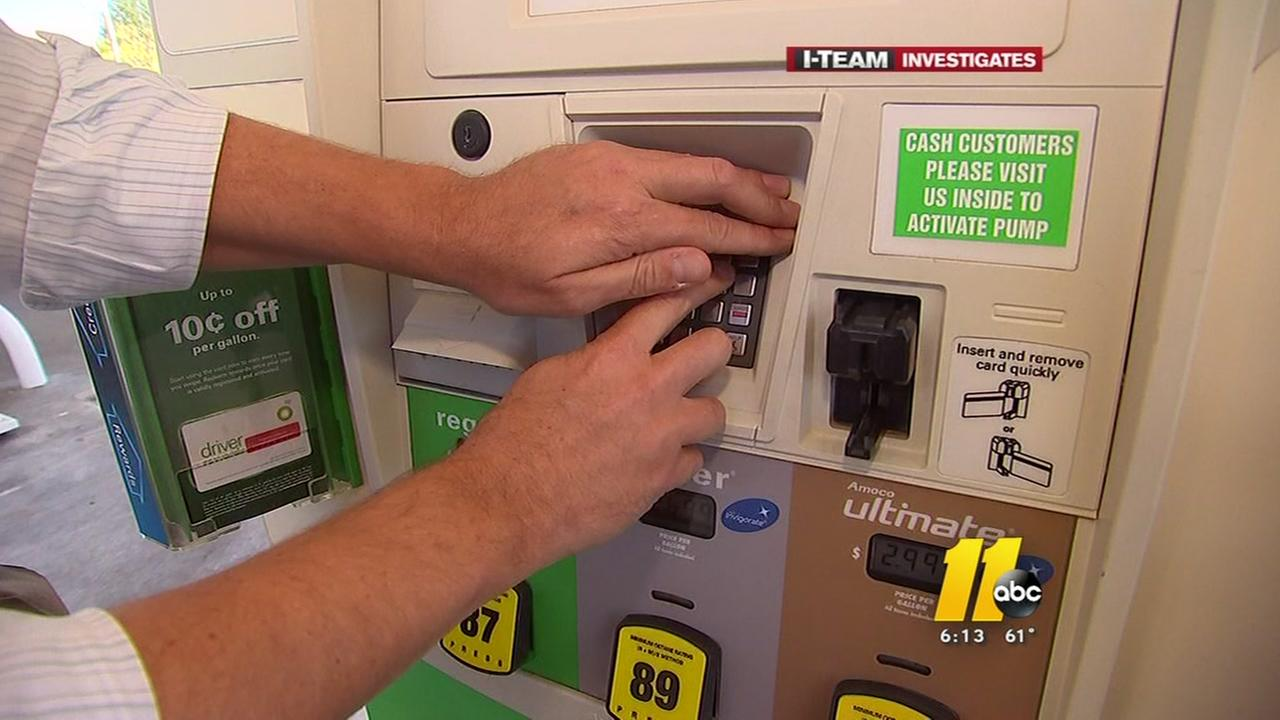 I-Team: Tips to detect, avoid skimmers