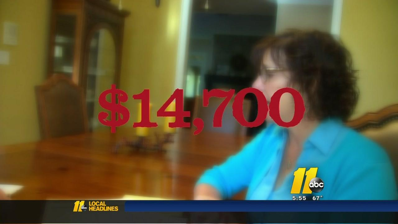 Raleigh woman could see insurance premium hike of 128 percent
