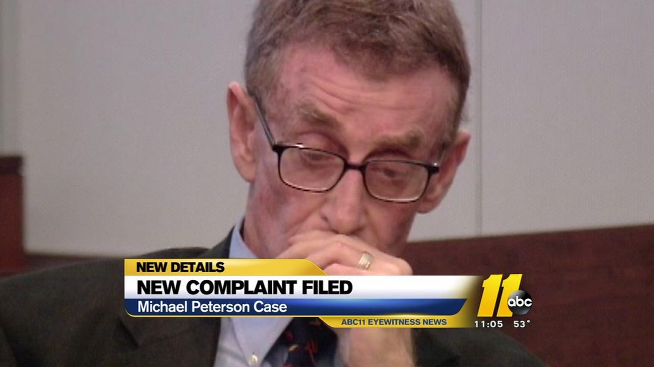 New complaint in Michael Peterson case