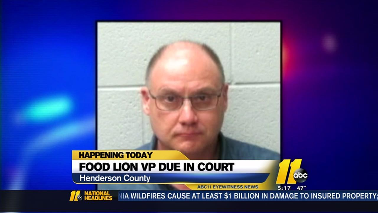 Food Lion grocery exec arrested on sex charge