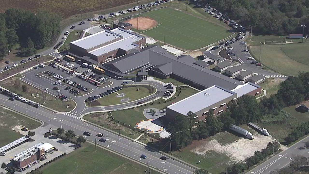 Rolesville Elementary school