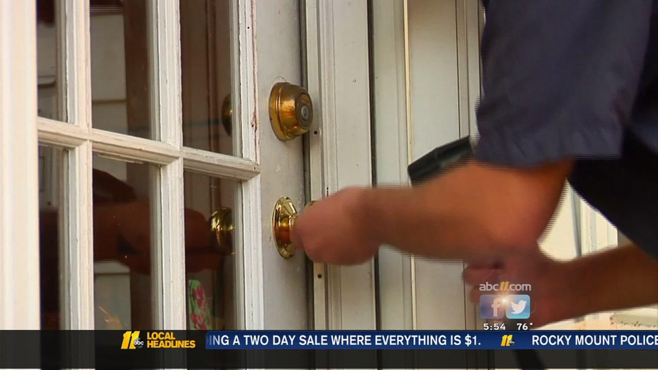 Beware the locksmith scam