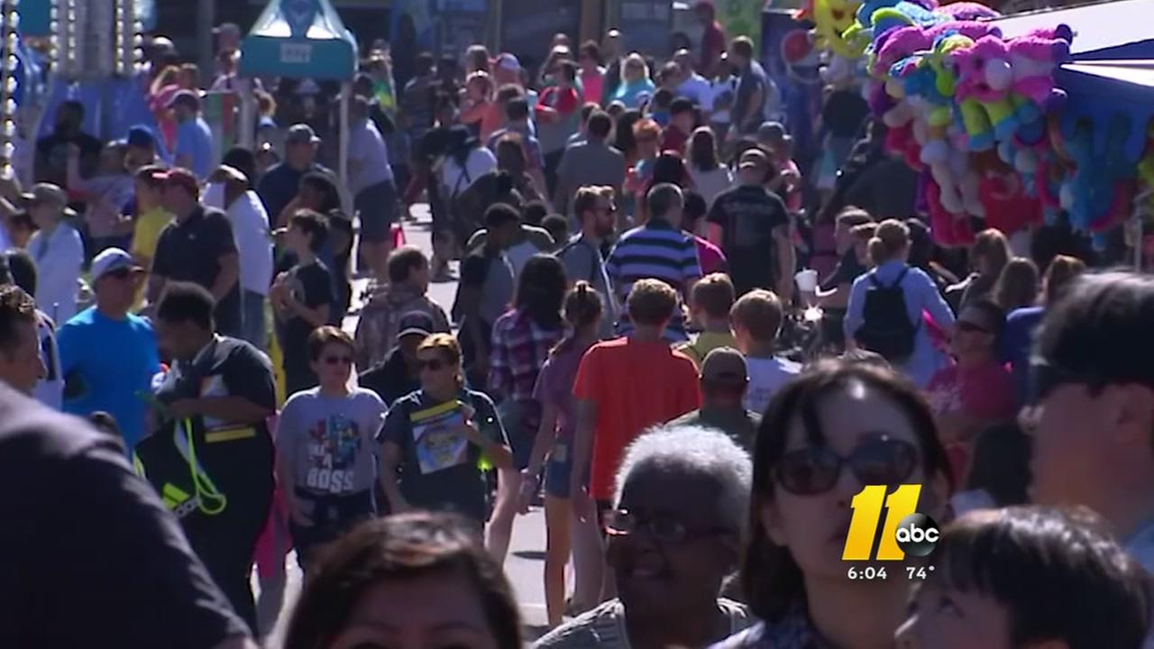 NC State Fair wraps up 2017 season