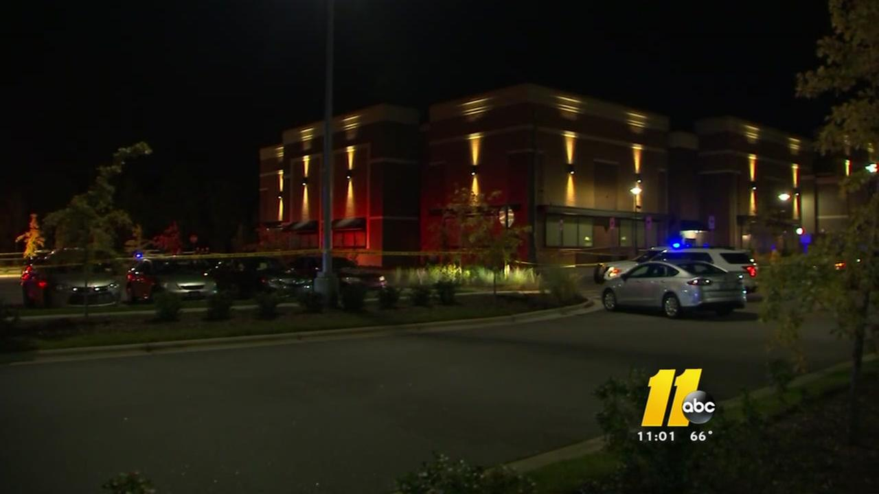 Movie theater employee found shot outside Cary theater