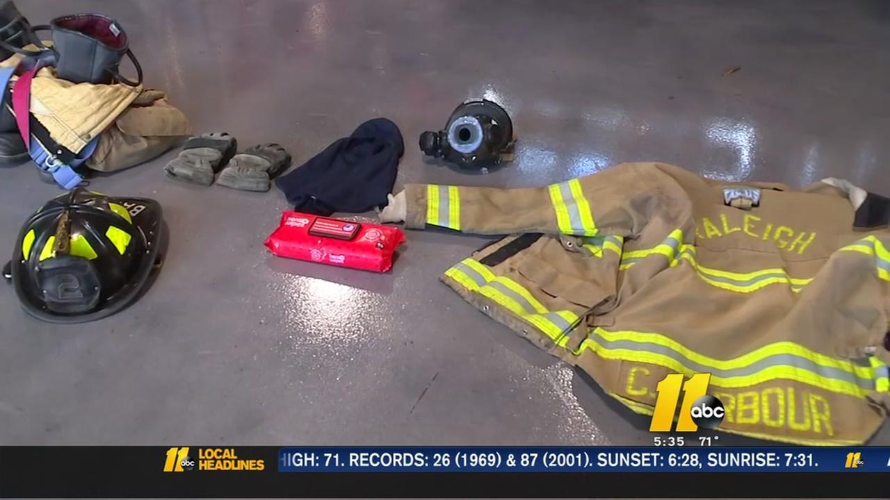 Firefighters concerned over cancer risk