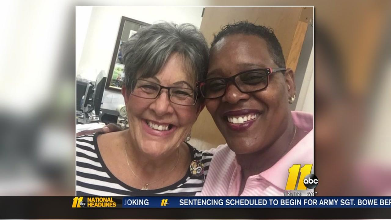 Hit-and-run survivor connects with Good Samaritan who helped her