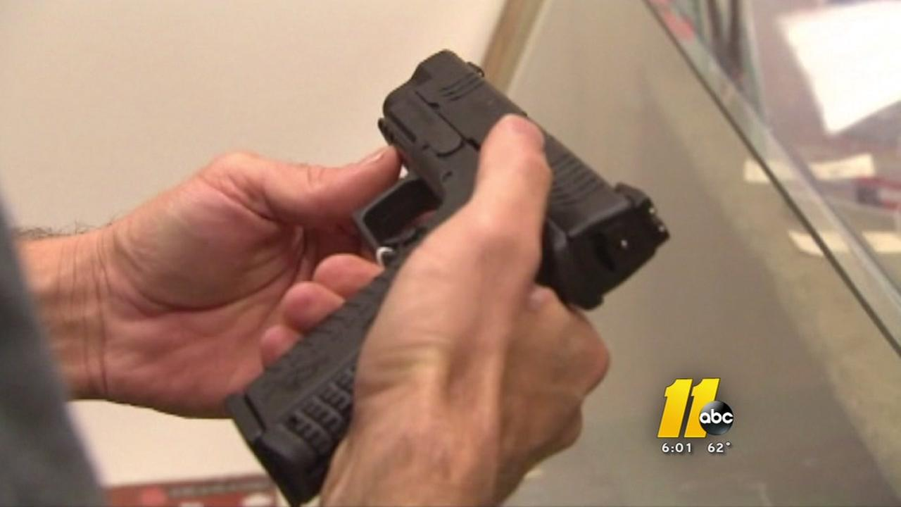 Debate over concealed carry reciprocity