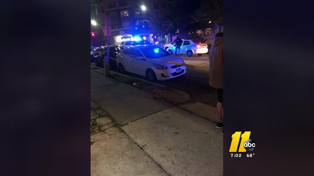 Knightdale woman critical after shooting in Raleigh