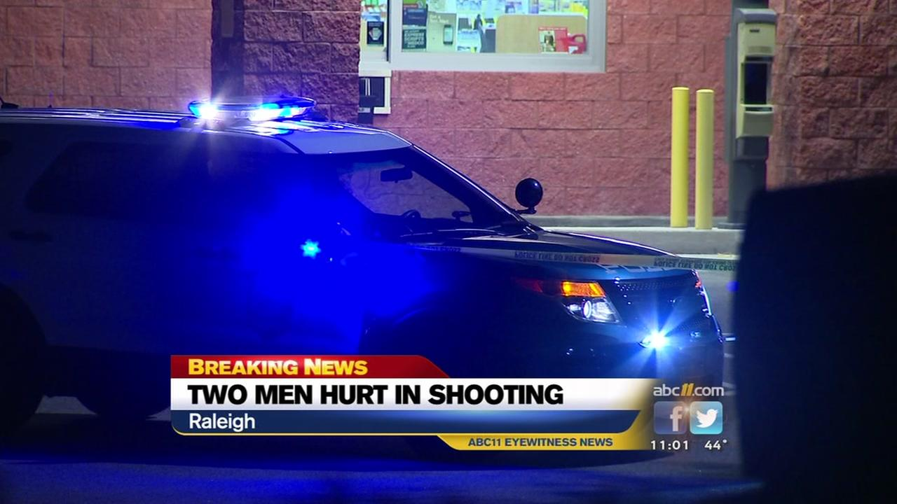 Raleigh police investigate shooting