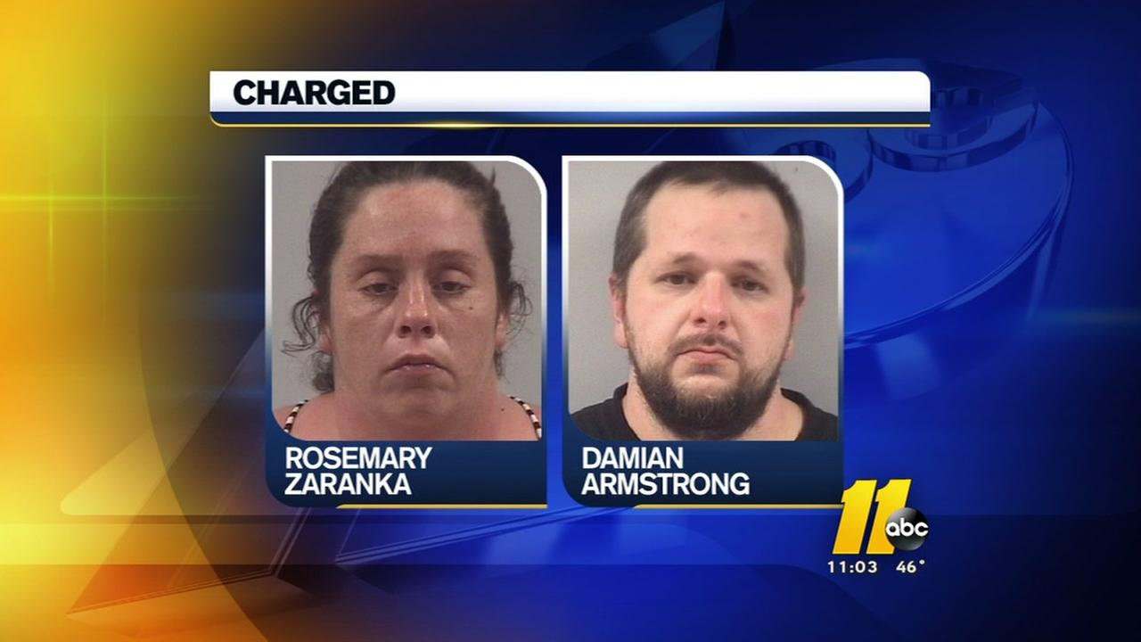 Couple charged with abuse, neglect