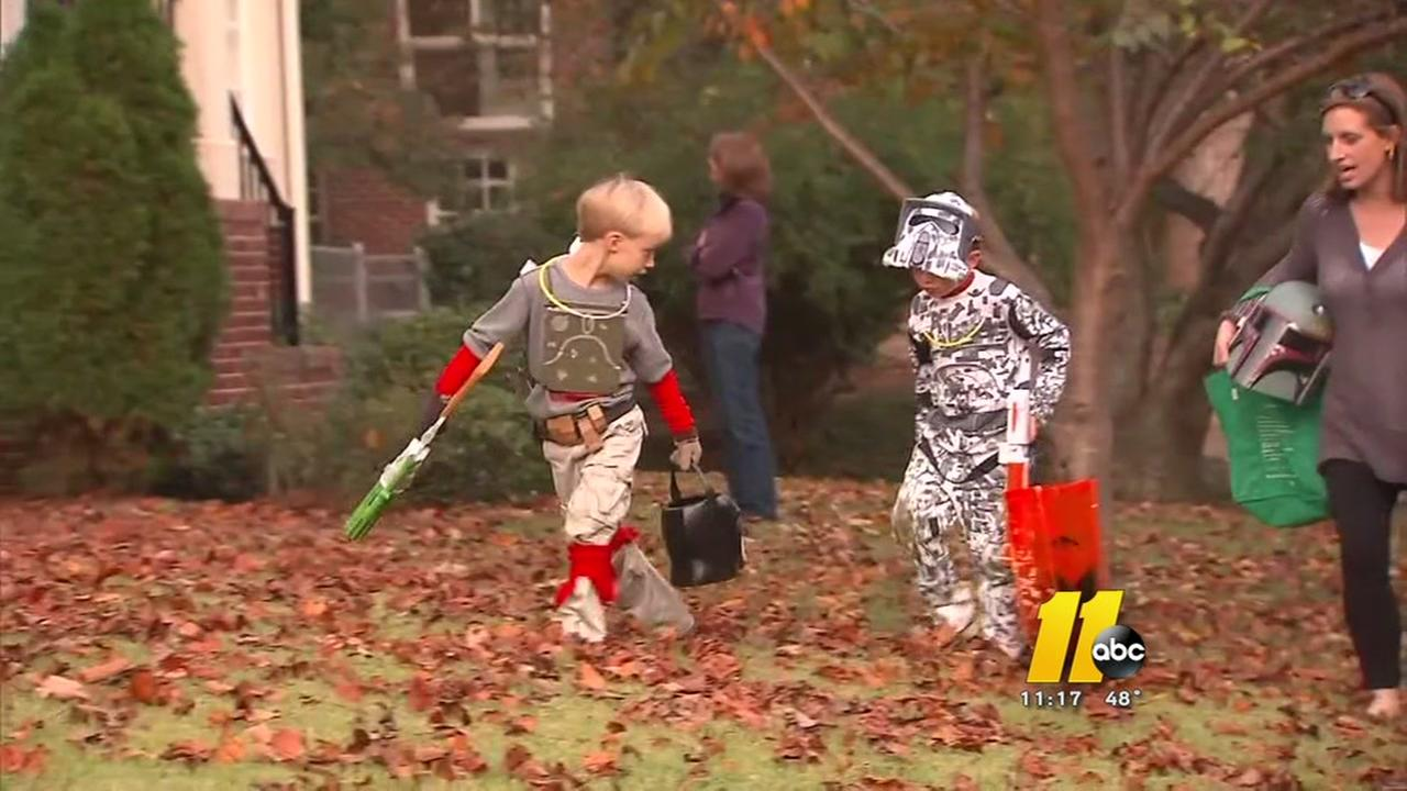 Halloween fun, safety begins with a plan