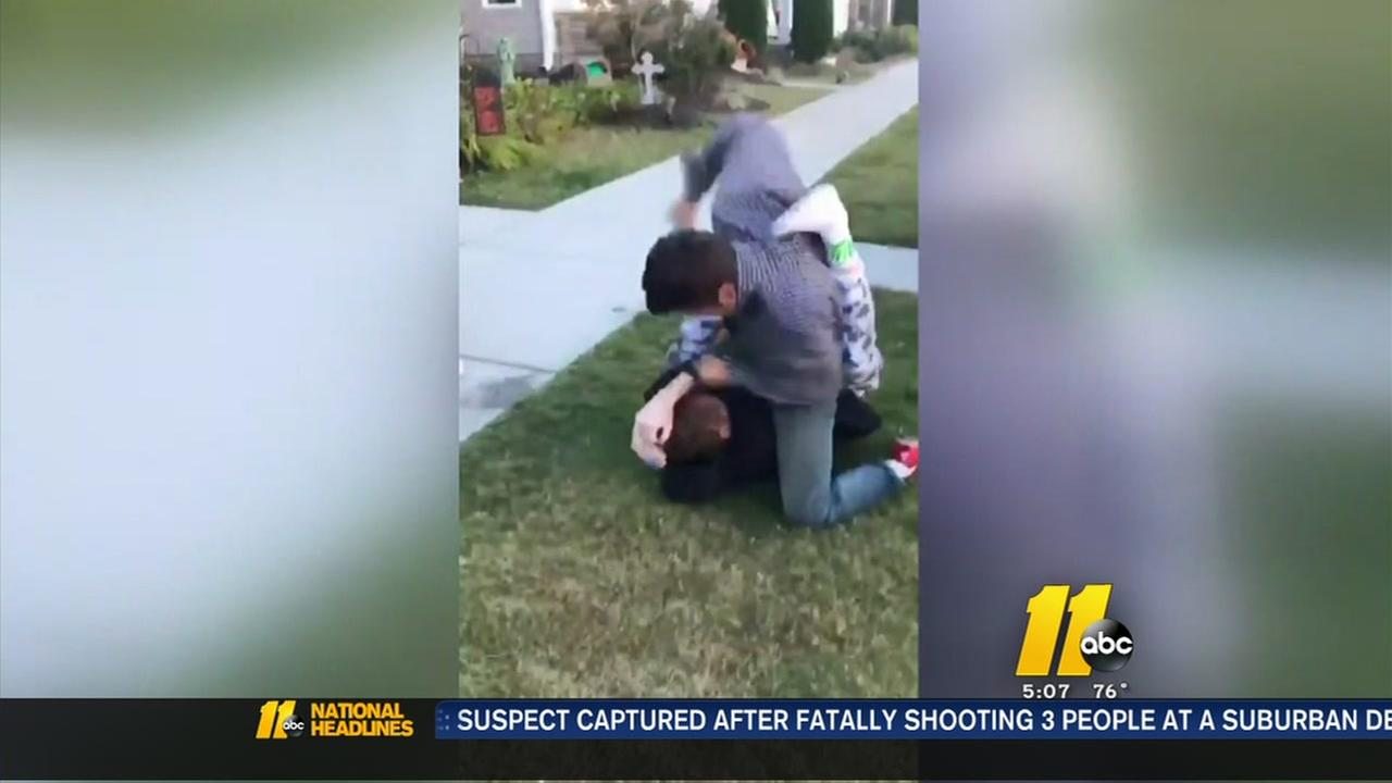 Violent videos surface after Apex man charged with dealing drugs
