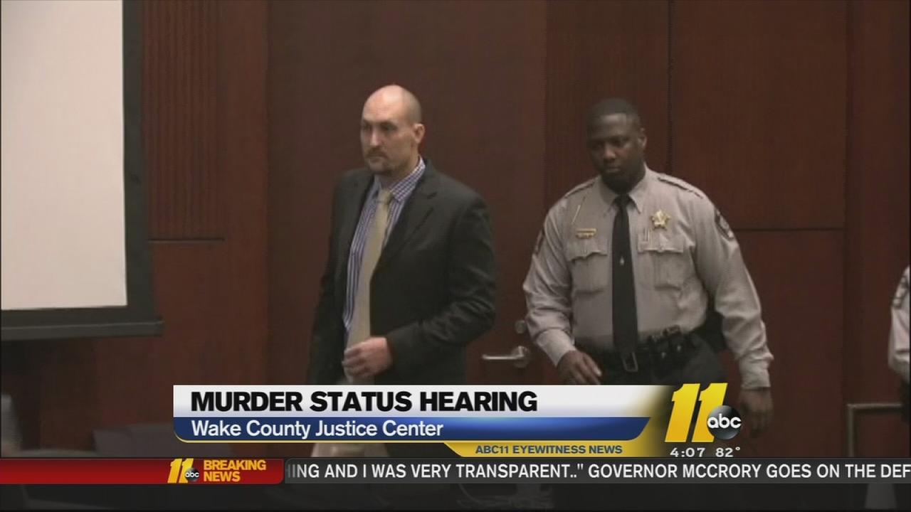 Brad Cooper in court