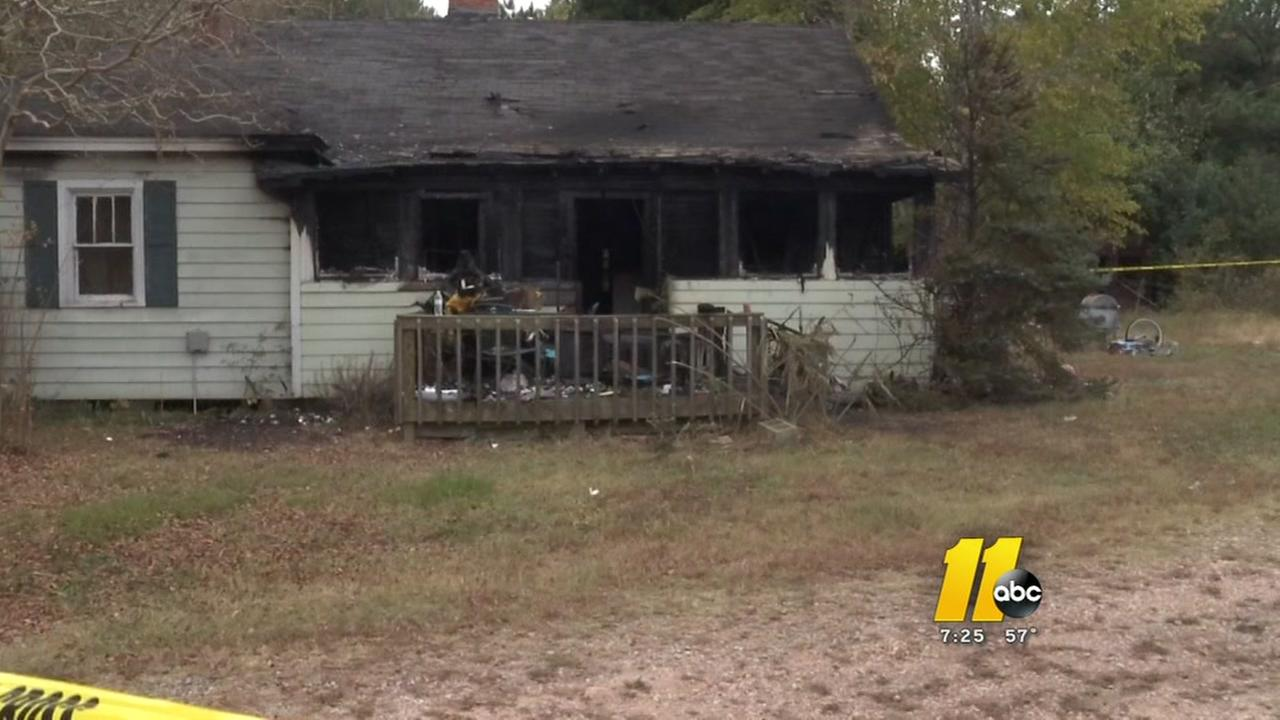 Officials: Man, 8 dogs killed in Wake Co. house fire
