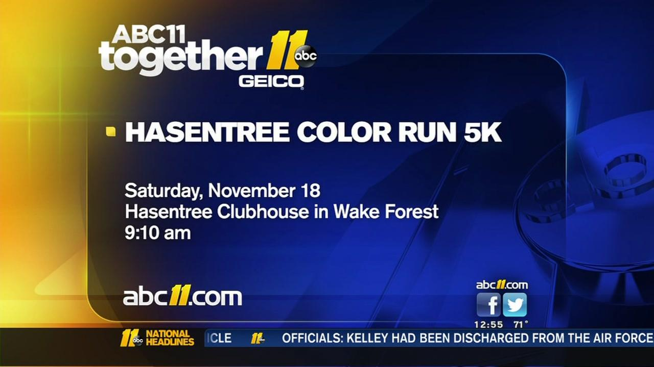 Hasentree Color Run 5K
