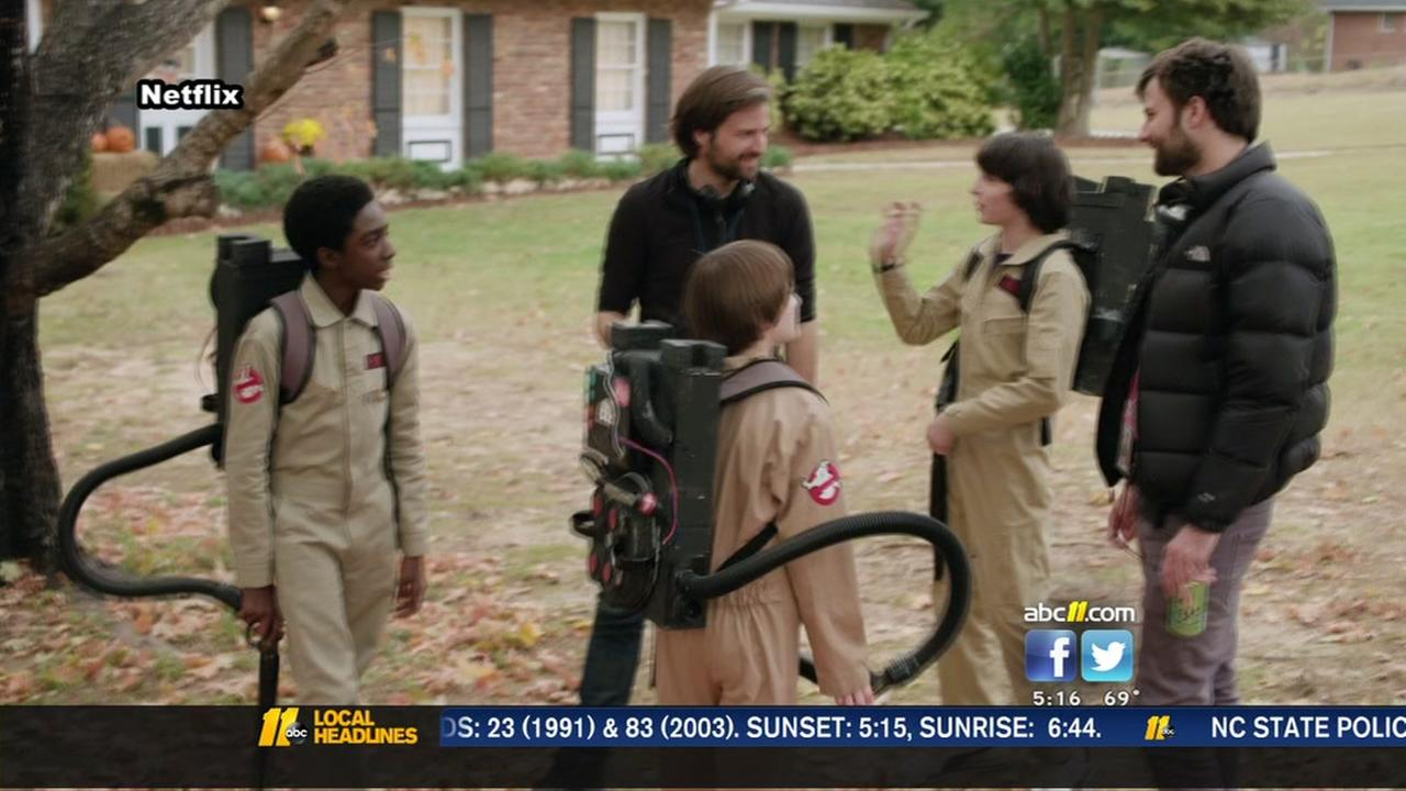 Hidden Durham Easter eggs in Stranger Things