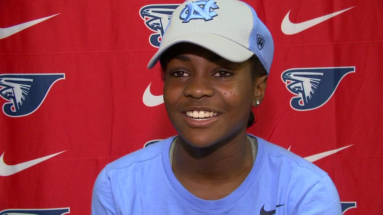 UNC recruit promises national championship