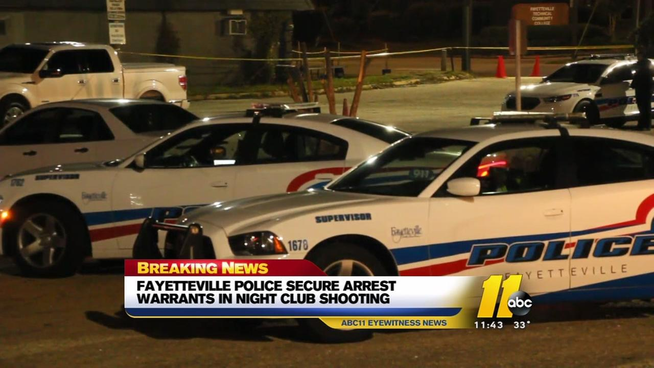 Police: Man charged in Fayetteville nightclub shooting