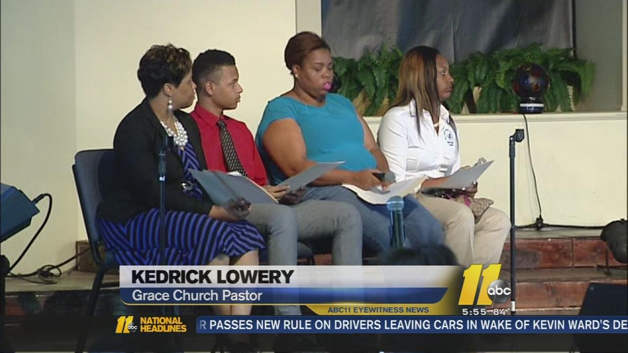 Durham pastor calls emergency meeting amid Ferguson controversy
