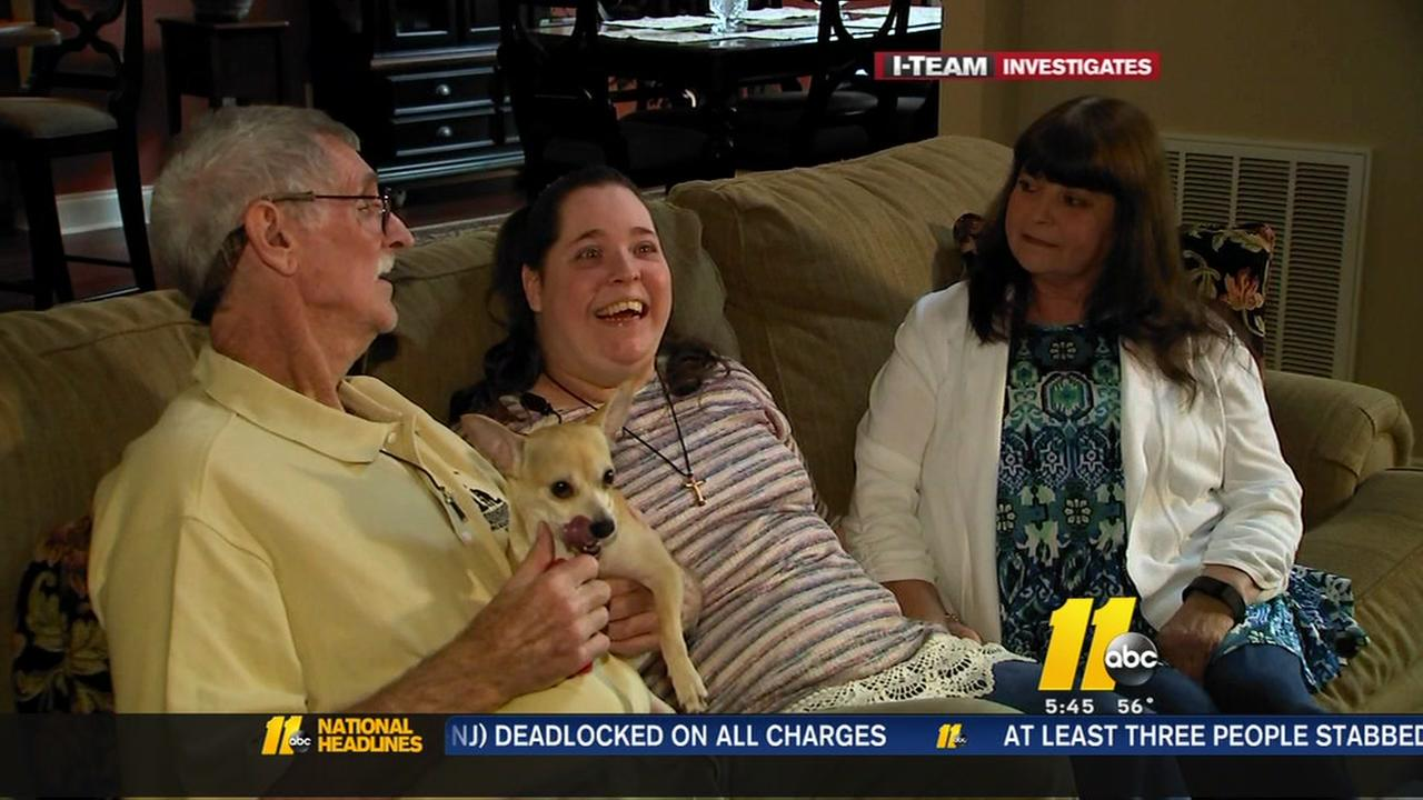 NC family wins battle over $54K in Medicaid deductibles