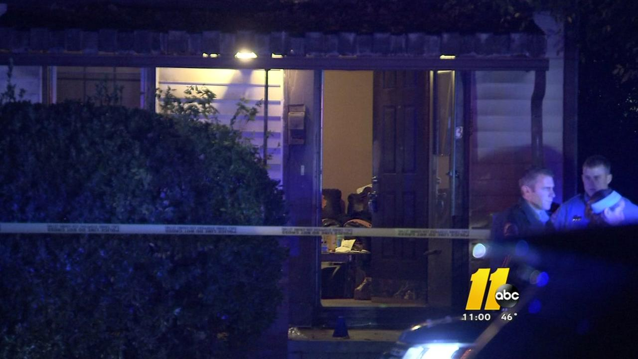 Man seriously hurt in Raleigh shooting