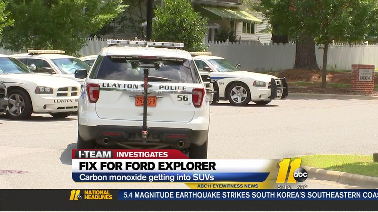 Explorer owners to start receiving cautionary letters from Ford