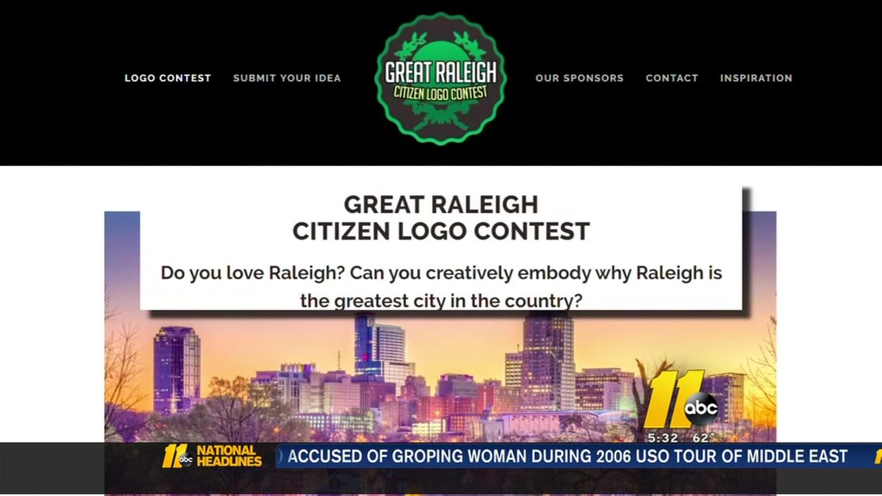 Think you can design a better logo for Raleigh?