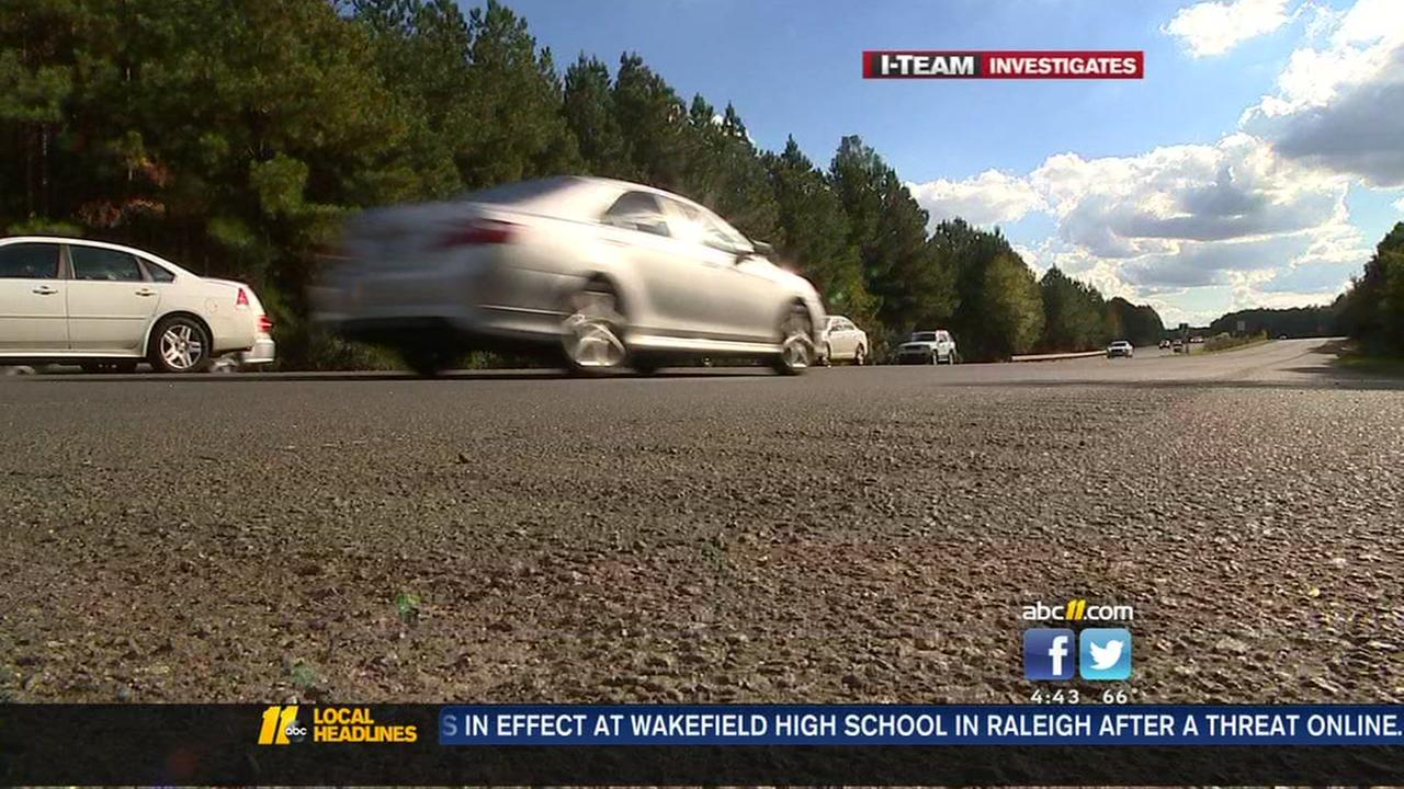 I-Team teams up with NCDOT to make our roads safer