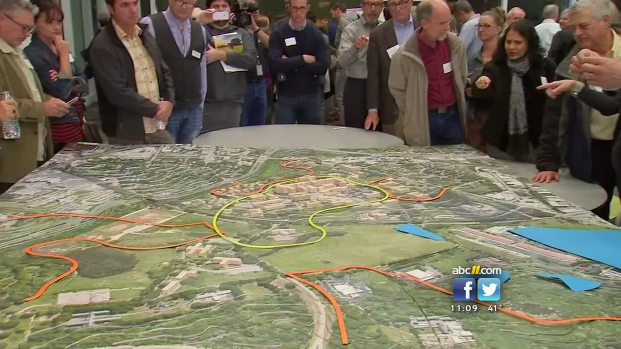 Hundreds tout big ideas for Raleighs Dix Park