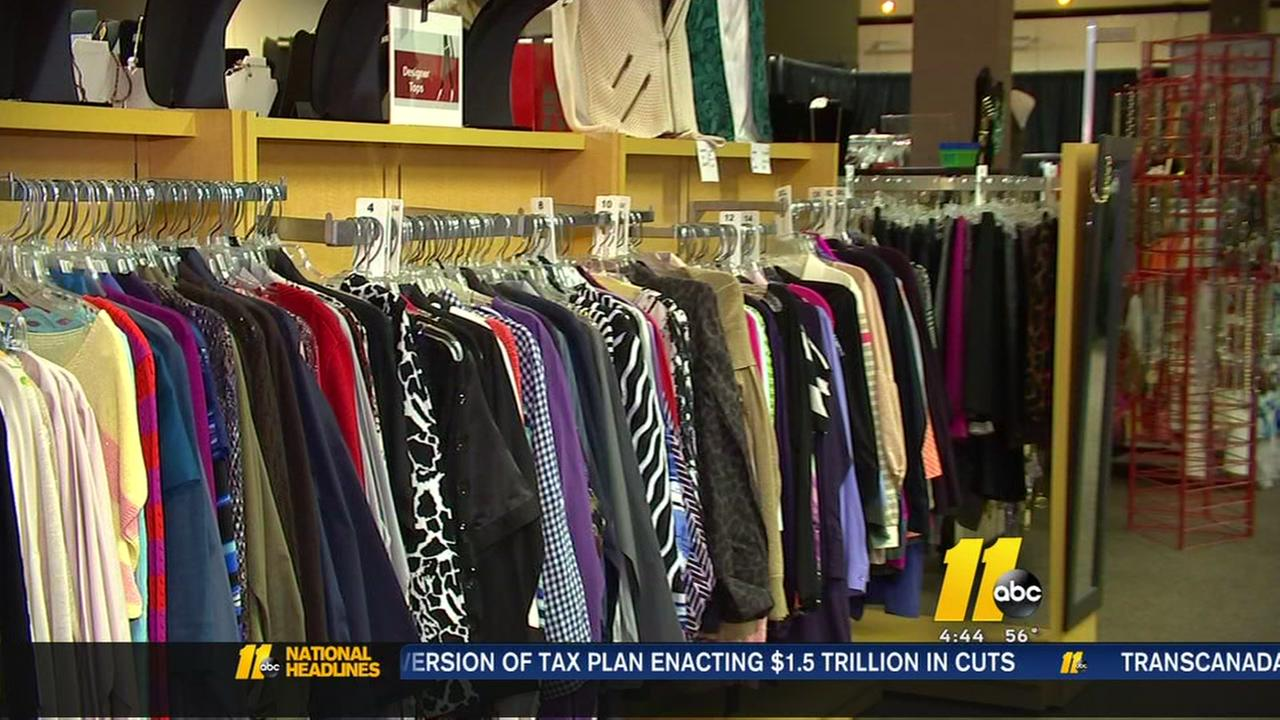 Dress For Success holds fall pop-up sale