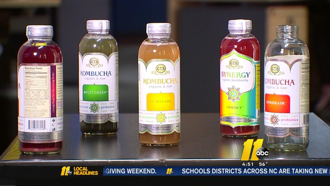 Cutting through the Kombucha craze