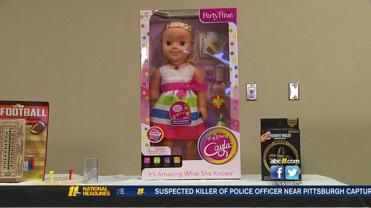 Dangerous toys still on shelves; keep them away from your children