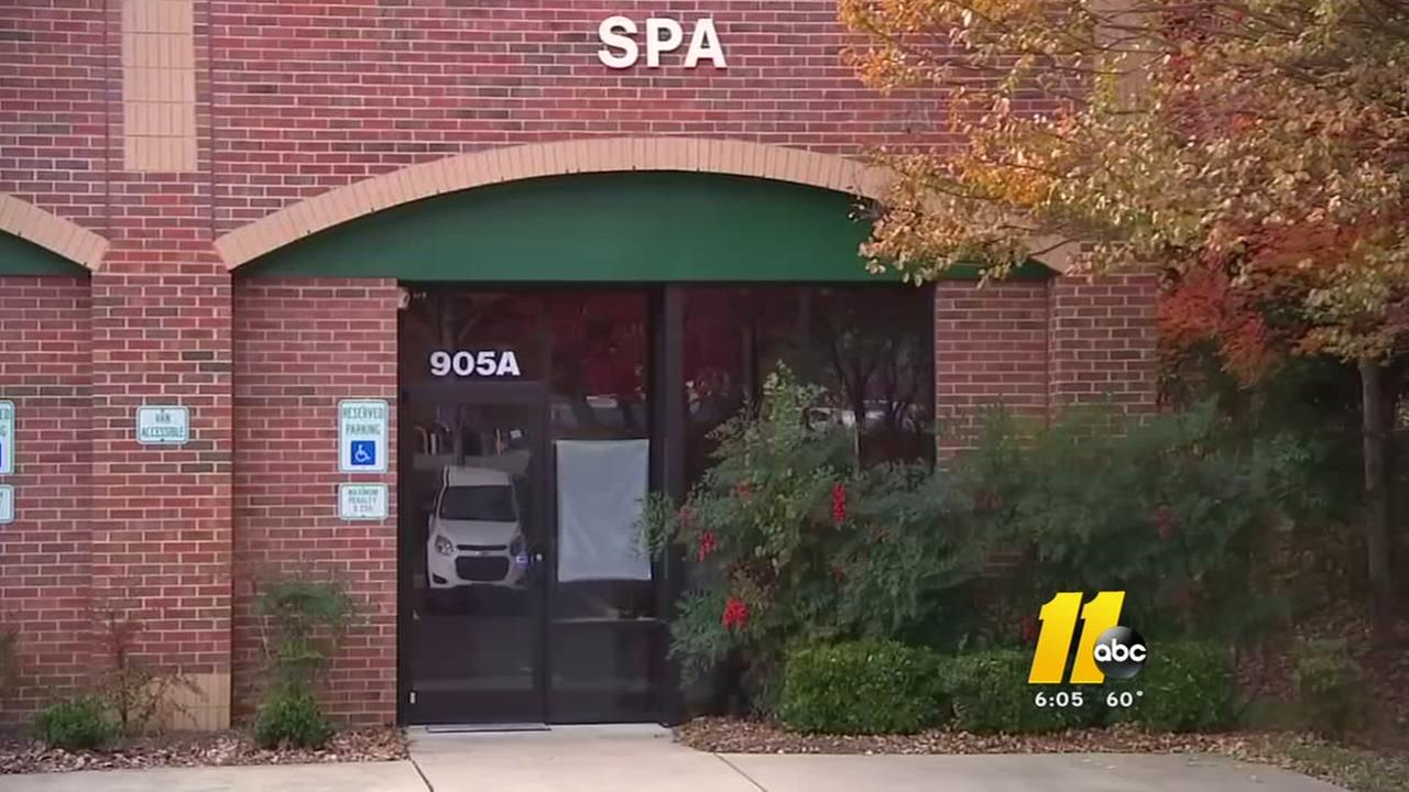 Warrants suggest massage parlor charged for sexual services