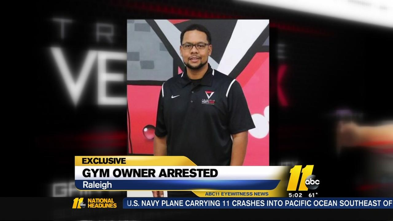 Gym owner accused of sexual battery