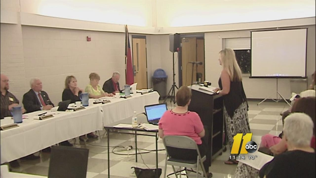 Residents weigh in on proposed Hope Mills Walmart