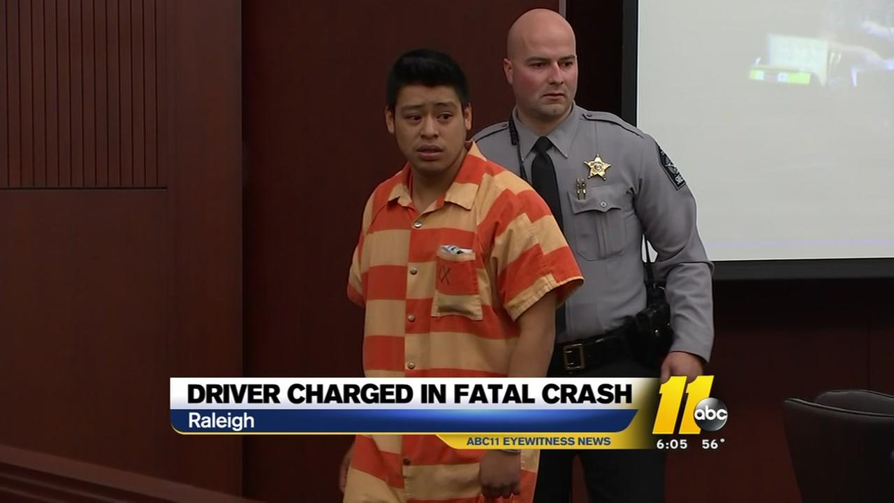 Driver charged in fatal crash that killed Marine veteran