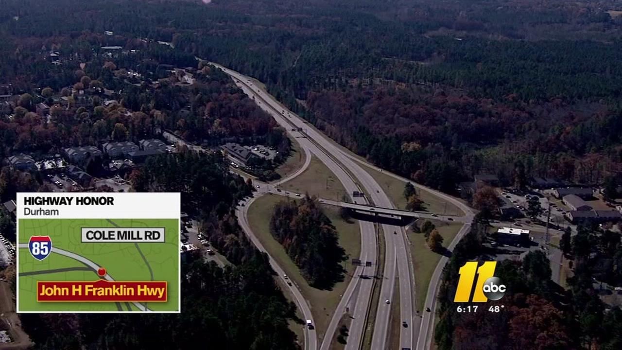 Highway named after black historian
