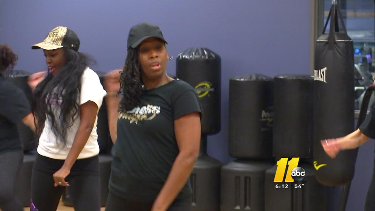 Durham woman creates new dance move inspired by Bull City